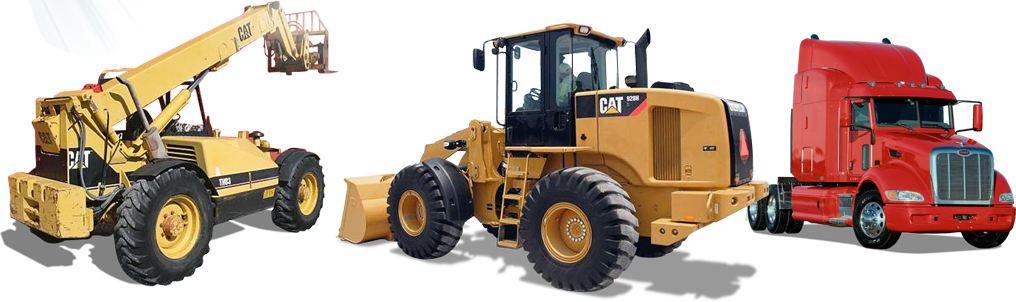 Construction Equipment & Trucks